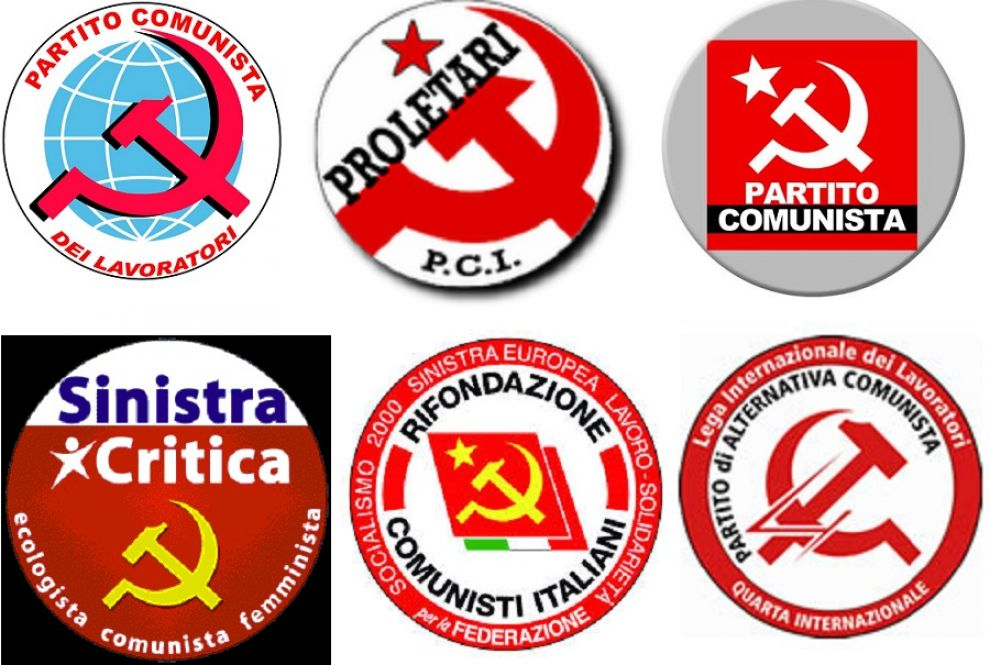 I comunisti non ne hanno azzeccata una for Numero dei parlamentari italiani